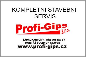 Profi-Gips - dřevostavby na klíč